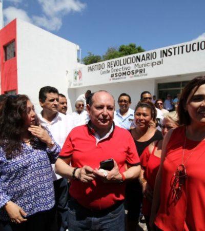 ¿TRAICIONES EN EL PRI?: Al partido no le importan porque con Mario Machuca Sánchez hay un proyecto de gobierno, dice líder tricolor