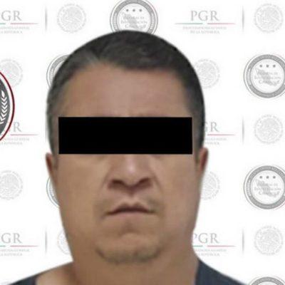 Ramón Villarreal Hernández, 'El Mon' y/o 'Gabino', operador financiero del Cartel de los Beltrán Leyva, fue detenido para ser extraditado a EU