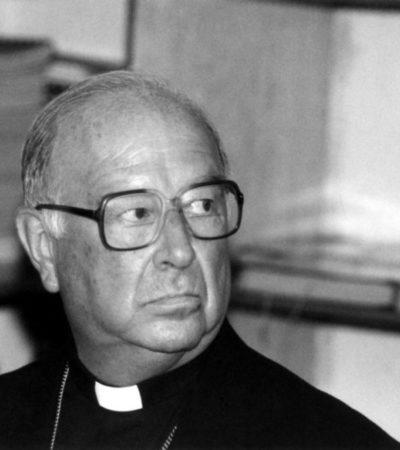 Sergio Obeso Rivera, obispo de Xalapa, es uno de los 14 nuevos cardenales anunciados por el Papa Francisco