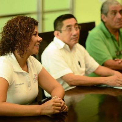 Leslie Hendricks apoyará a taxistas de Playa del Carmen