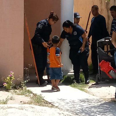 Abandonan a niños en casa dos días sin comida ni agua en Chetumal