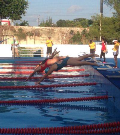 Continúa la Olimpiada Nacional y Nacional Juvenil 2018 en Quintana Roo