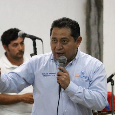 """""""Grave, que el PRI admita lo que Sahuí negó en el debate"""": Ramírez Pech"""