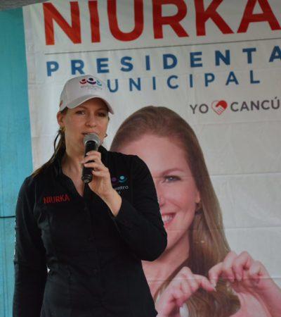 NIURKA SE PONE DEL LADO DE LOS TAXISTAS: La candidata del PES a la Alcaldía de BJ califica de 'albazo' la aprobación de la Ley de Movilidad