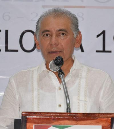 Por supuesta 'traición', 'expulsa' dirigente local del PRI al edil de José María Morelos