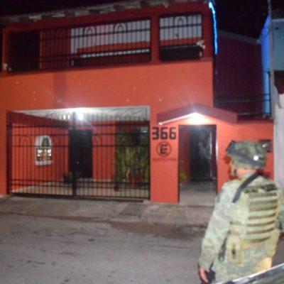 TIROTEAN TRES PROSTÍBULOS EN CANCÚN: Durante la madrugada, disparan contra casas de citas en la SM 62 y en las regiones 95 y 98; no hay heridos