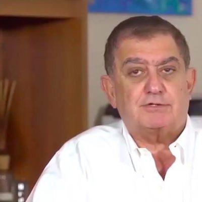 EMPRESARIO SE PONE EL TRAJE DE 'EMISARIO DEL PASADO': Ofrece el hotelero José Chapur el voto de 10 mil supuestos trabajadores a favor de Meade y exige seguridad (video)
