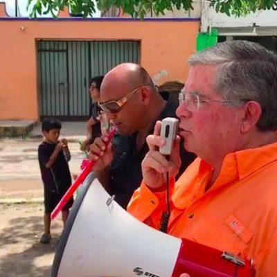 SE REINVENTA EL 'CHACHO' ZALVIDEA: De 'matraquero' del PRI y 'suspirante' del PT y Morena, el ex Alcalde 'verde' ahora reaparece como 'porrista' de los candidatos del 'Frente'