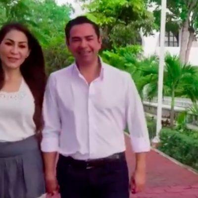 NO SE RESIGNA 'CHANITO' A QUEDAR FUERA: Anuncia Toledo Medina que decidió ir hasta la última instancia para impugnar el rechazo a registrar candidatura por Cancún