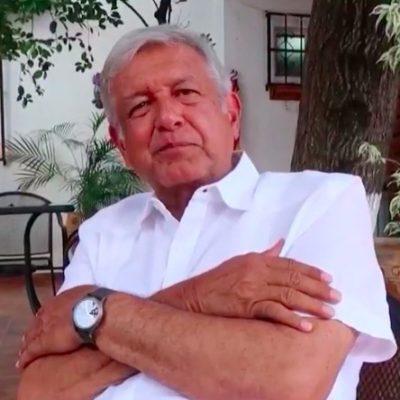 DA AMLO ESPALDARAZO A MARA LEZAMA: En video, pide Obrador apoyar a la candidata de Morena para Cancún