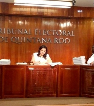 Confirma Teqroo candidatura de Mario Machuca; rechaza a Atenea