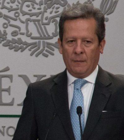 'Fake news' la supuesta junta del panista Ricardo Anaya con empresarios para reunirse con Peña NietoyJosé Antonio Meade, dice vocero del Gobierno