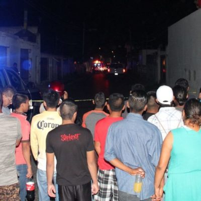 EJECUTAN AL 'MERO, MERO' DE 'EL CRUCERO': Matan a balazos a 'El Diablito' en una cuartería donde operaba uno de los prostíbulos de la conflictiva SM 66 de Cancún