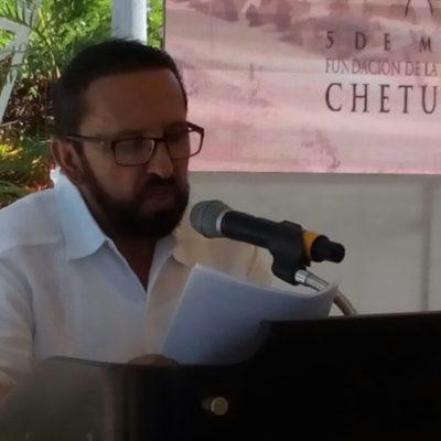EXIGEN AL GOBERNADOR CUMPLIR CON EL CAMBIO ANUNCIADO: Galardonado con la medalla al Mérito Ciudadano criticó la inseguridad y la falta de desarrollo en el sur de QR