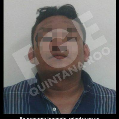 Cumplen orden de aprehensión contra imputado por violación en Cozumel
