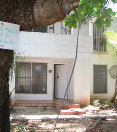 Denuncian vecinos a director municipal de Protección Civil por usar a 'Brigadas Verdes' para limpiar su propiedad