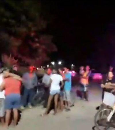 VIOLENCIA ALCANZA A BACALAR: Ejecutan a un presunto vendedor de droga en su propia casa; es el primer caso del año