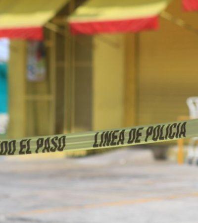 Hieren a hombre de la tercera edad en asalto violento a una tienda de conveniencia en la Región 233