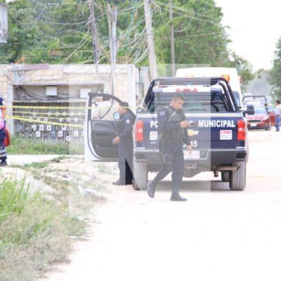 RAFAGUEAN A UN HOMBRE EN CUNA MAYA: Matan de al menos 10 disparos a 'El Pinto' en la Región 203