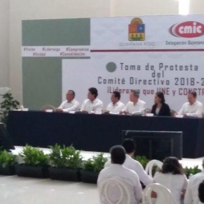 Con la firma de convenio de la Comisión Mixta Estatal INIFED, IFEQROO y CMIC se tendrá mayor vigilancia en la ejecución de los programas de infraestructura educativa a nivel local, dice Héctor Gutiérrez de la Garza, director del INIFED