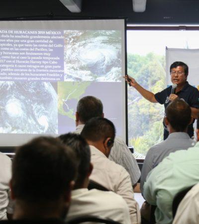 Refuerza Solidaridad relación con el sector hotelero para hacer frente a la temporada de huracanes