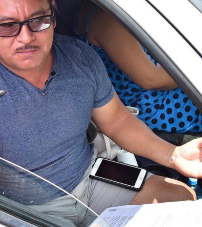 SE LE ESCABULLE UN 'PEZ GORDO' A LA FISCALÍA: Intentan detener al ex jefe policiaco Arturo Olivares Mendiola por tortura en el caso Casique, pero muestra amparo
