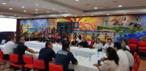 Fortalecen estrategias de seguridad en la tercera reunión de Enlaces de Prevención del Delito