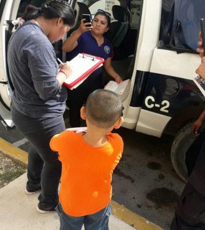 Atienden elementos de Seguridad Pública 169 reportes de violencia familiar en lo que va del año en Cancún
