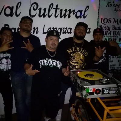'Rapean' a lo maya y zapoteca en Carrillo Puerto