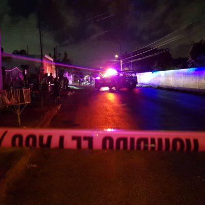 ATAQUE A BALAZOS EN LA REGIÓN 221: Un muerto y un herido en violencia de sábado por la noche en Cancún