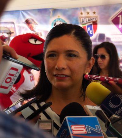 SE AFERRA AL CARGO Y NIEGA INCERTIDUMBRE ELECTORAL: A mes y medio de la elección, la presidenta del Ieqroo confía en solventar denuncia penal por presunta manipulación del padrón electoral