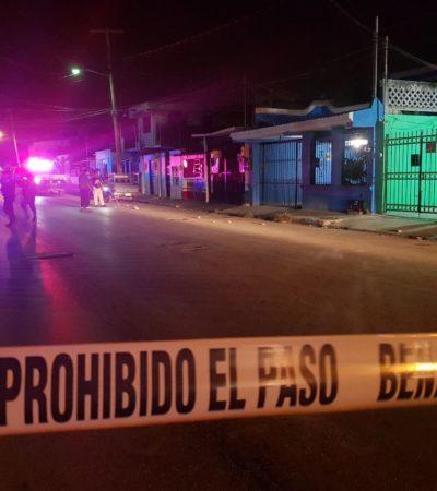 Disparan hasta 12 veces contra casa en la Región 94 de Cancún
