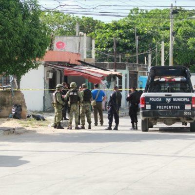MATAN A PRESUNTO NARCOMENUDISTA EN LA REGIÓN 99: Acribillan a 'El Gordo' cerca del Cereso de Cancún