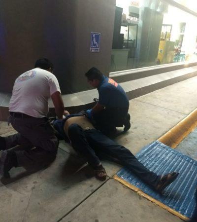 EJECUTAN A HERMANO DE OTRO EJECUTADO: Balean a un hombre enPlaya del Carmen y muere en el hospital dos días después del asesinato de su consanguíneo en Las Palmas