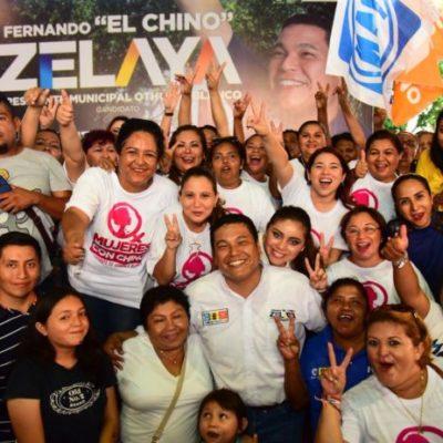 Rompeolas: Una 'ayudadita' al 'Chino' Zelaya