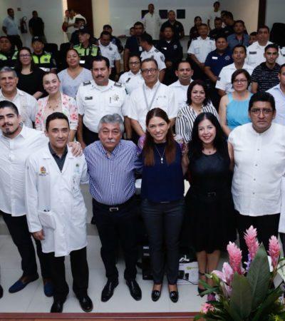 Participa Solidaridad en Primer Encuentro Estatal del Programa Nacional de Alcoholimetría 'Conduce sin alcohol'