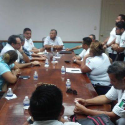 SURTE EFECTO PROTESTA DE MINISTERIALES: Se compromete Gobierno a aumentar sueldos al personal de la Fiscalía; continúan reuniones para definir montos y resolver otras peticiones del pliego petitorio