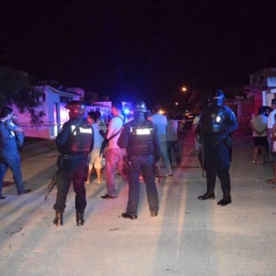 VIOLENCIA COTIDIANA EN CANCÚN: Comando armado ingresa a vivienda, mata a tres personas y deja un herido más en la Región 201