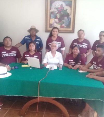 Candidata de Morena promete que si gana se bajará el sueldo a la mitad