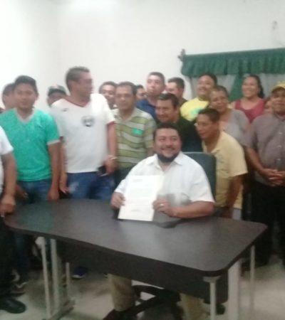 """Por """"falta de paciencia"""", Emir Bellos renuncia a dirigencia del PRI en Lázaro Cárdenas"""
