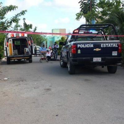EJECUTAN A JOVEN DE 19 AÑOS EN VILLAS DEL MAR III: Acribillan a ayudante de albañil durante la tarde del domingo en Cancún