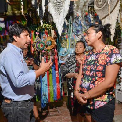 Denuncia Víctor Mas campaña de desprestigio en su contra al través de mensajes y vídeos
