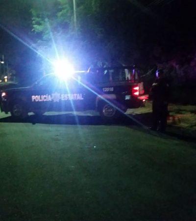 Detienen a persona con arma de fuego en Chetumal