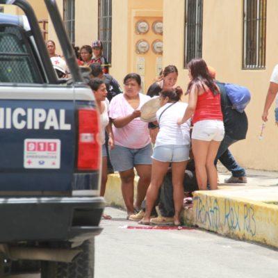 EJECUTAN A UN HOMBRE EN LA REGIÓN 251: Disparan en al menos 3 ocasiones contra un joven y muere en un hospital de Cancún