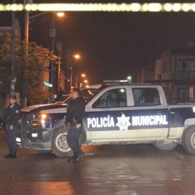 OPERATIVO EN LA REGIÓN 209: Detienen a cinco en casa de seguridad en el fraccionamiento Calakmul de Cancún y rescatan a persona privada de su libertad y golpeada
