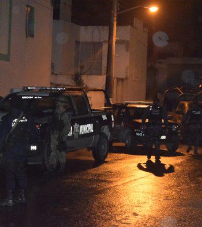 SEGUIMIENTO | Detenidos en la SM 209 pretendían ejecutar a joven privado de su libertad en vivienda de fraccionamiento Calakmul