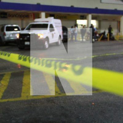 EJECUTAN A UN JOVEN AFUERA DE CENTRO COMERCIAL EN LA NICHUPTÉ: La víctima se dedicaba a la venta de barbacoa en tianguis de la Región 100 en Cancún