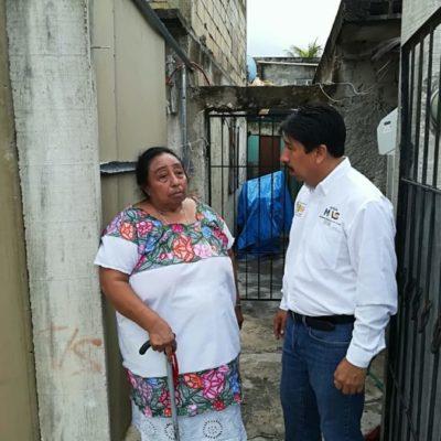 Ante familias fundadoras, se compromete Víctor Mas a trabajar por Tulum