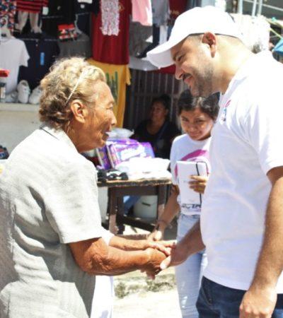 """""""IEQROO y Coparmex callan ante debate electoral"""", lamenta Isaac Janix"""