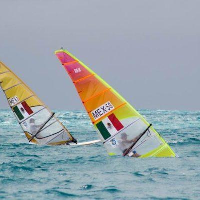 Quintana Roo entre los primeros lugares del Campeonato Norteamericano de Windsurfing